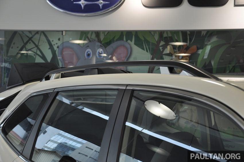 Subaru Forester GT Edition 新加坡首秀,明年来马上市? Image #109918