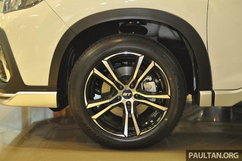 Subaru Forester GT Edition 新加坡首秀,明年来马上市? Image #109919