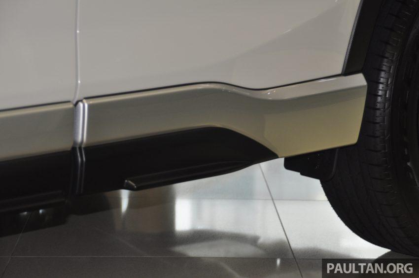 Subaru Forester GT Edition 新加坡首秀,明年来马上市? Image #109921