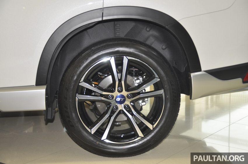 Subaru Forester GT Edition 新加坡首秀,明年来马上市? Image #109922