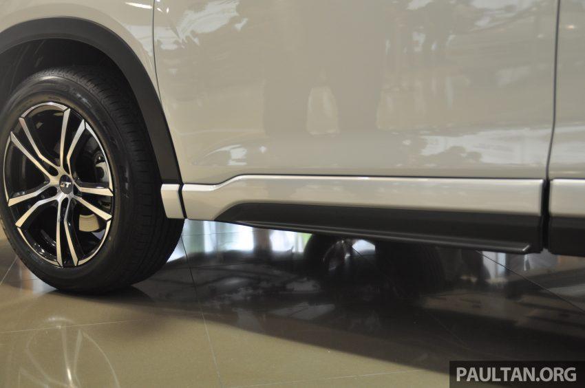 Subaru Forester GT Edition 新加坡首秀,明年来马上市? Image #109923
