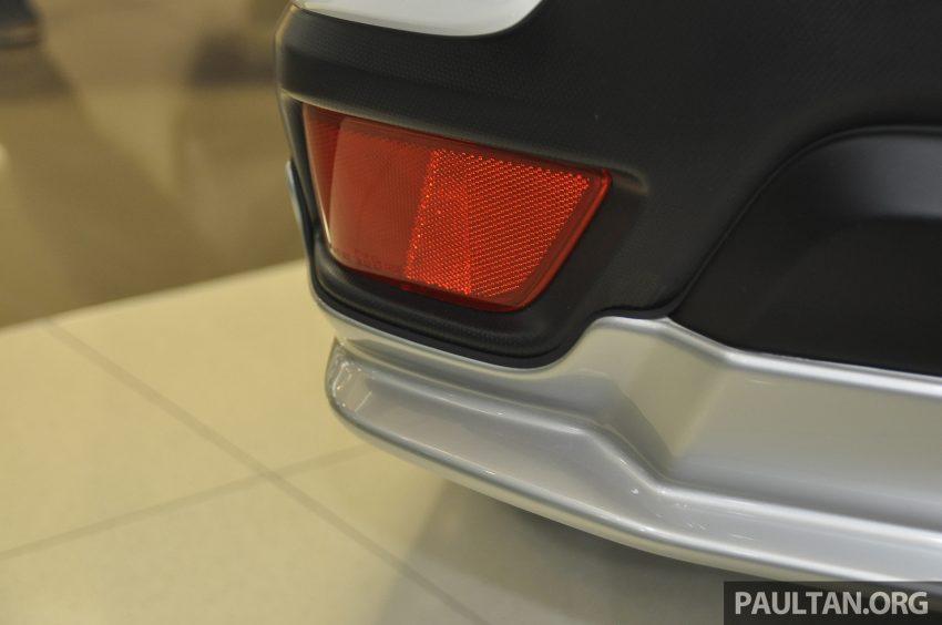 Subaru Forester GT Edition 新加坡首秀,明年来马上市? Image #109924