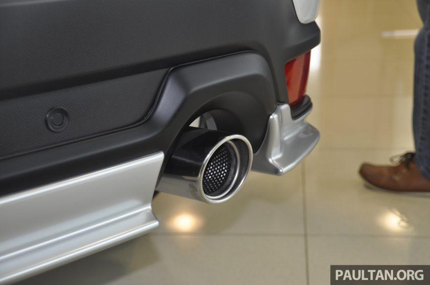 Subaru Forester GT Edition 新加坡首秀,明年来马上市? Image #109925