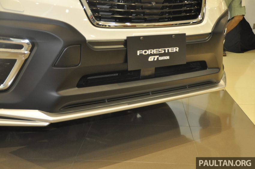 Subaru Forester GT Edition 新加坡首秀,明年来马上市? Image #109929