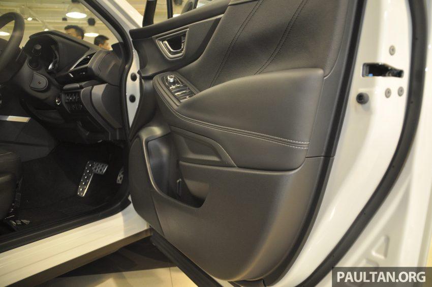 Subaru Forester GT Edition 新加坡首秀,明年来马上市? Image #109941