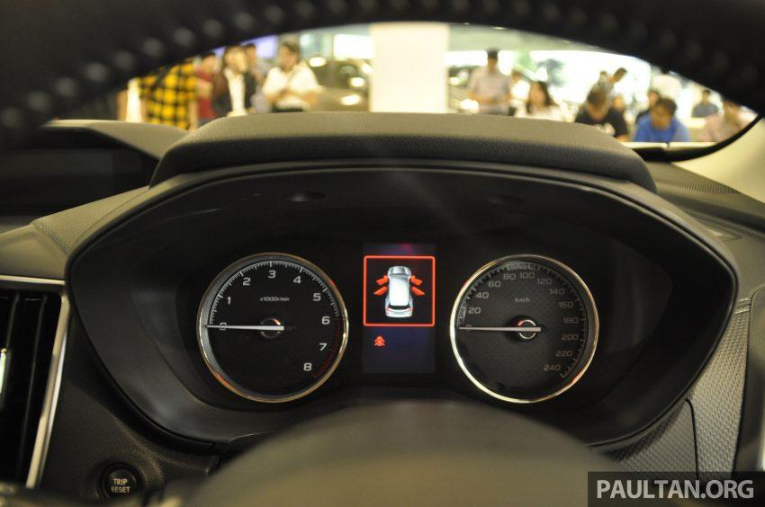 Subaru Forester GT Edition 新加坡首秀,明年来马上市? Image #109942