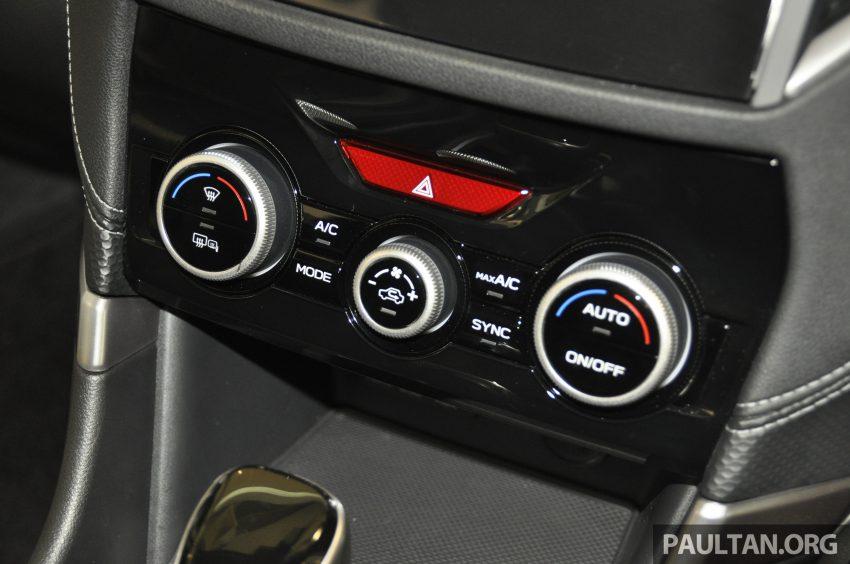 Subaru Forester GT Edition 新加坡首秀,明年来马上市? Image #109944