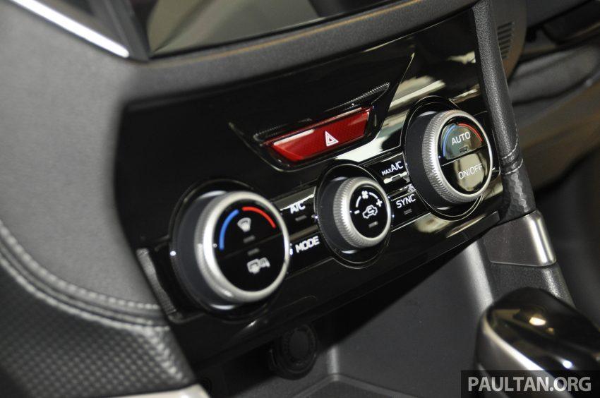 Subaru Forester GT Edition 新加坡首秀,明年来马上市? Image #109948