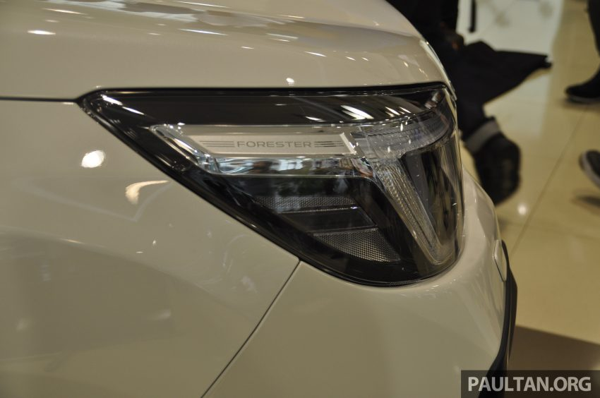 Subaru Forester GT Edition 新加坡首秀,明年来马上市? Image #109949
