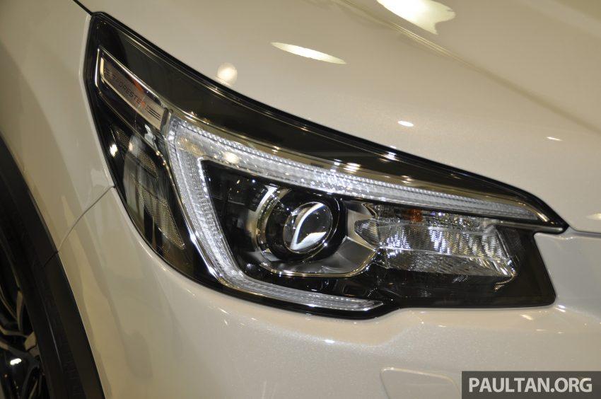 Subaru Forester GT Edition 新加坡首秀,明年来马上市? Image #109950