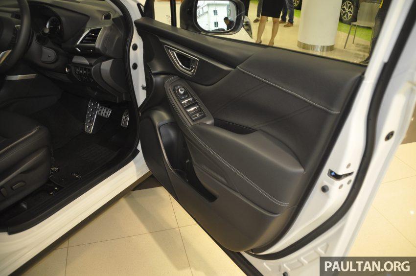 Subaru Forester GT Edition 新加坡首秀,明年来马上市? Image #109957