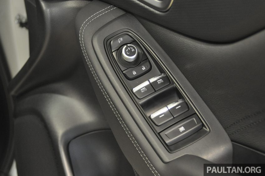 Subaru Forester GT Edition 新加坡首秀,明年来马上市? Image #109958