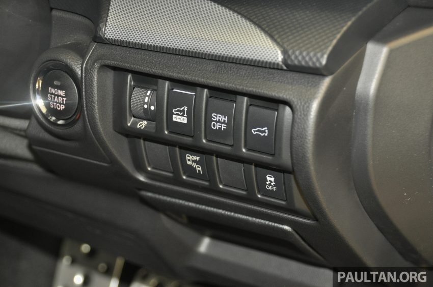 Subaru Forester GT Edition 新加坡首秀,明年来马上市? Image #109960