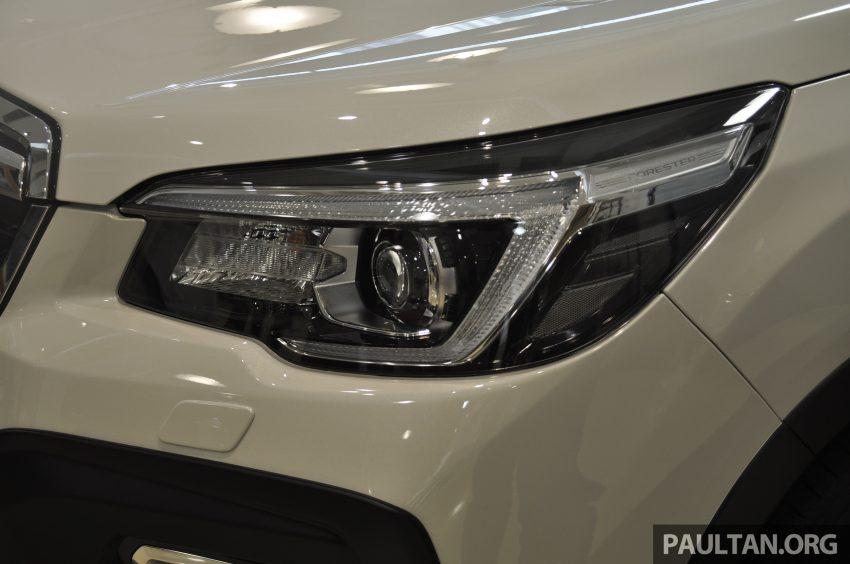 Subaru Forester GT Edition 新加坡首秀,明年来马上市? Image #109966