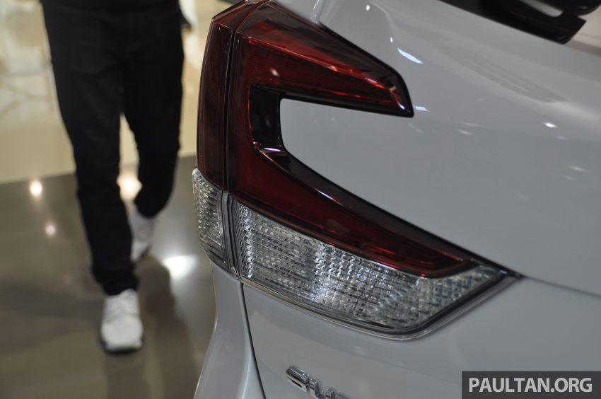Subaru Forester GT Edition 新加坡首秀,明年来马上市? Image #109968
