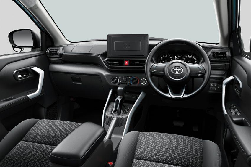 Daihatsu Rocky 的双生车,全新 Toyota Raize 正式发布 Image #110024