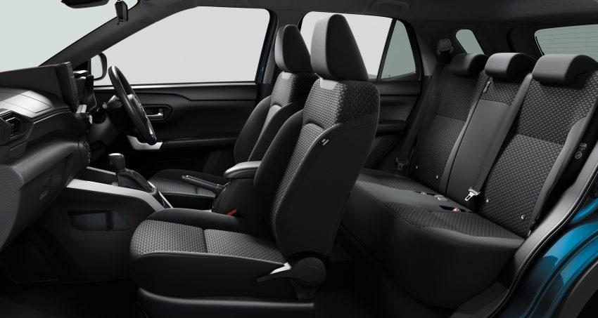 Daihatsu Rocky 的双生车,全新 Toyota Raize 正式发布 Image #110025