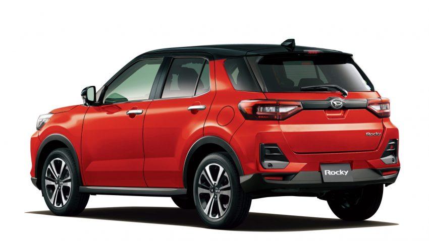 Daihatsu Rocky 正式在日本上市发售,价格从RM59k起 Image #110462