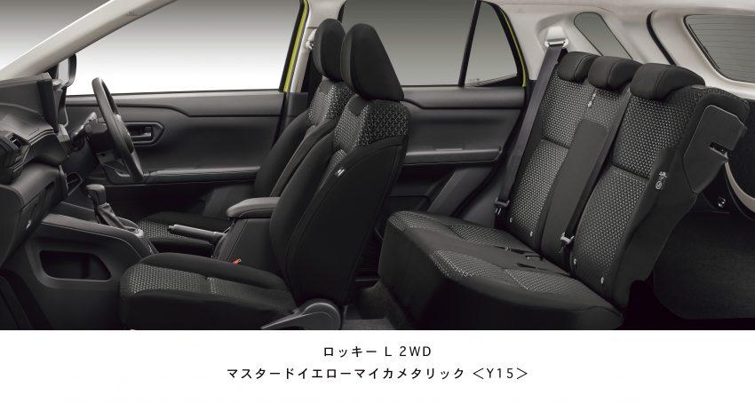 Daihatsu Rocky 正式在日本上市发售,价格从RM59k起 Image #110348
