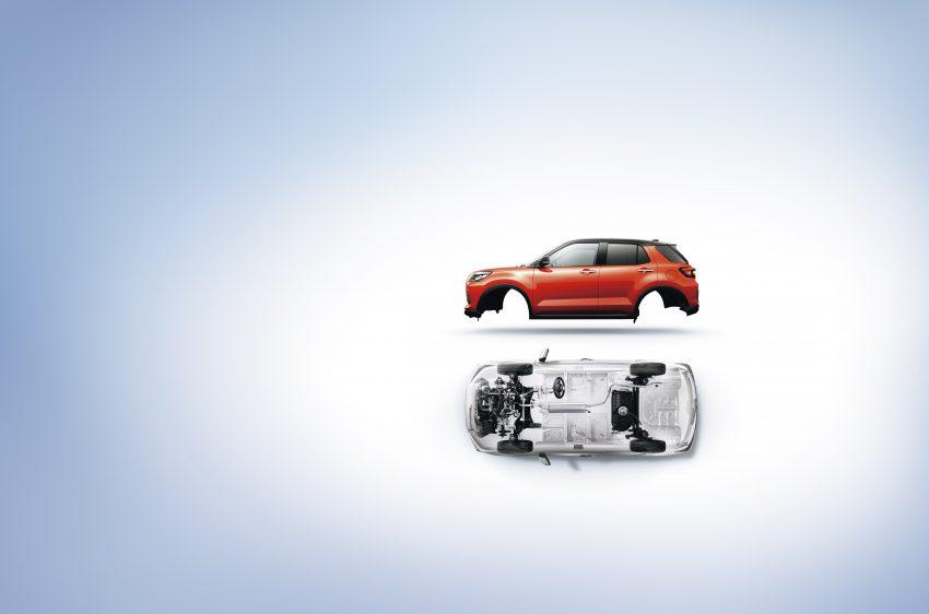 Daihatsu Rocky 正式在日本上市发售,价格从RM59k起 Image #110361