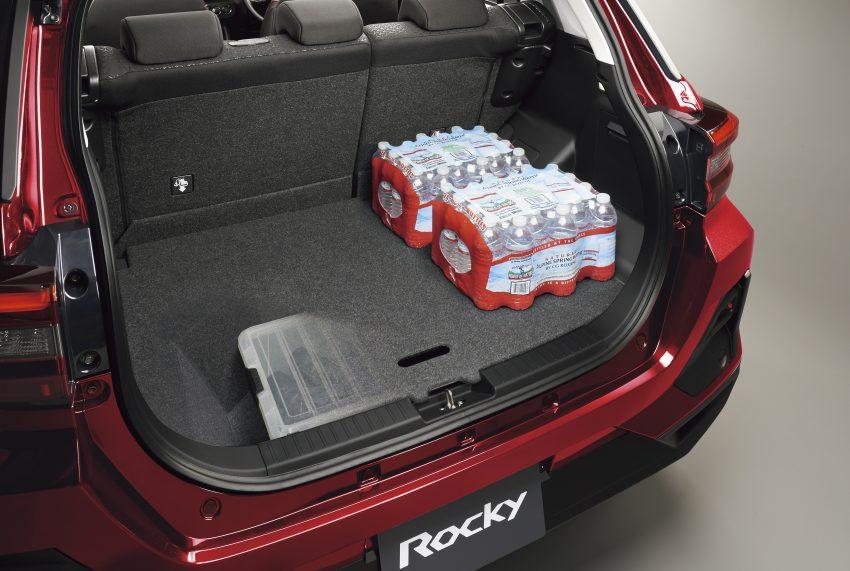 Daihatsu Rocky 正式在日本上市发售,价格从RM59k起 Image #110369