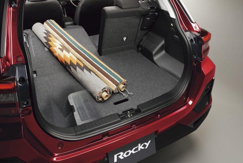 Daihatsu Rocky 正式在日本上市发售,价格从RM59k起 Image #110370
