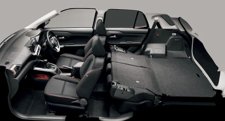 Daihatsu Rocky 正式在日本上市发售,价格从RM59k起 Image #110377