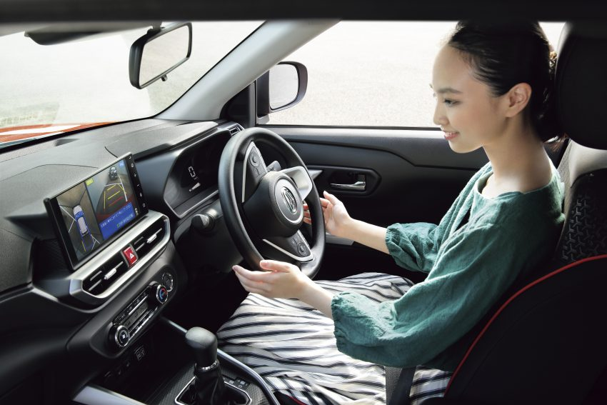 Daihatsu Rocky 正式在日本上市发售,价格从RM59k起 Image #110399