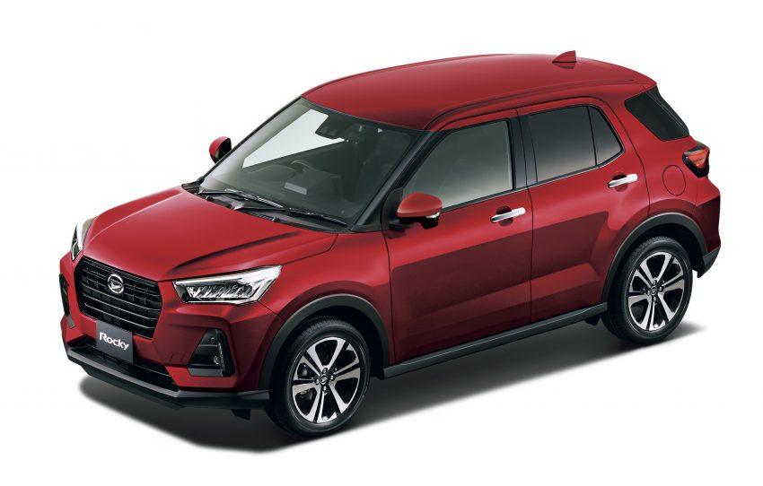 Daihatsu Rocky 正式在日本上市发售,价格从RM59k起 Image #110427
