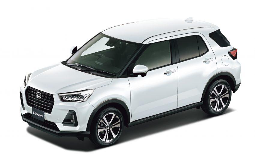 Daihatsu Rocky 正式在日本上市发售,价格从RM59k起 Image #110429