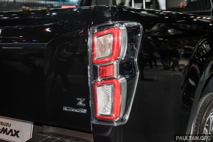 新车实拍:第三代 Isuzu D-Max 首次公开亮相泰国车展 Image #112302