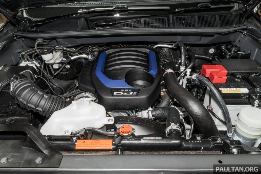 新车实拍:第三代 Isuzu D-Max 首次公开亮相泰国车展 Image #112303
