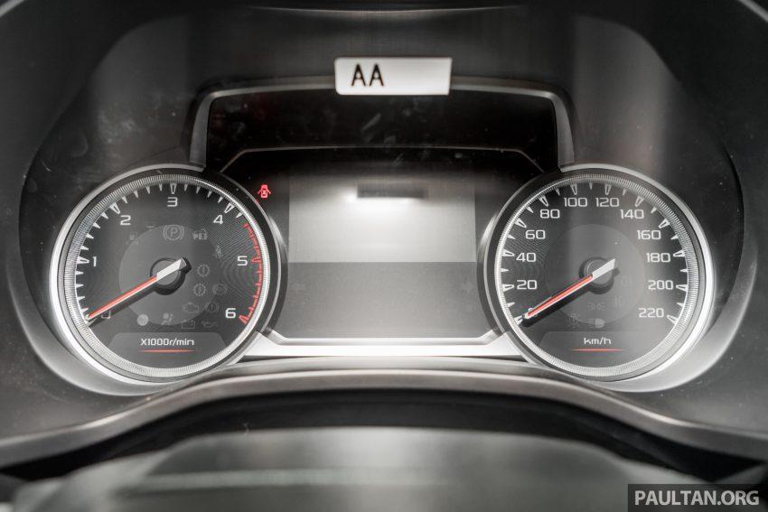 新车实拍:第三代 Isuzu D-Max 首次公开亮相泰国车展 Image #112310