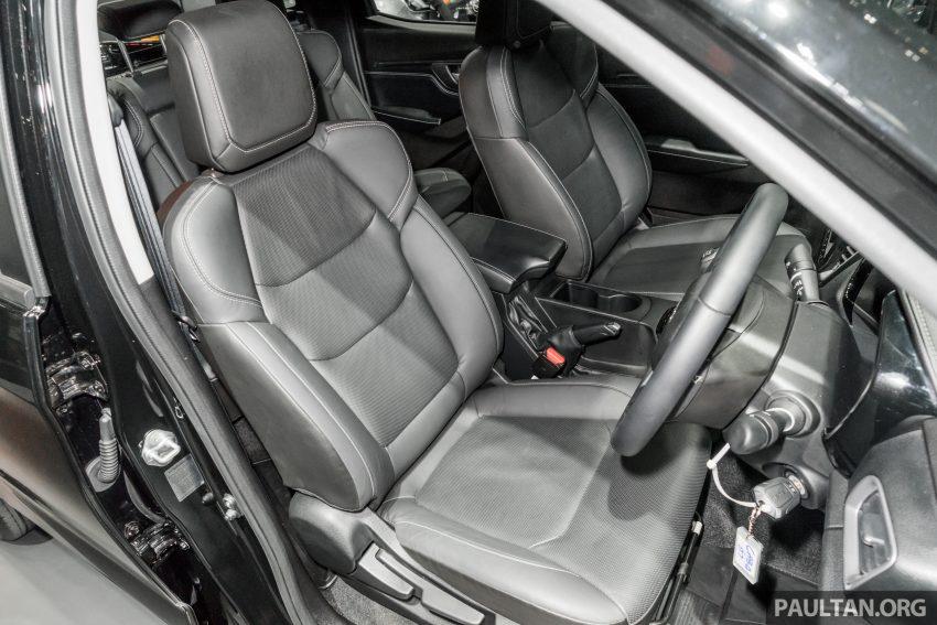 新车实拍:第三代 Isuzu D-Max 首次公开亮相泰国车展 Image #112314