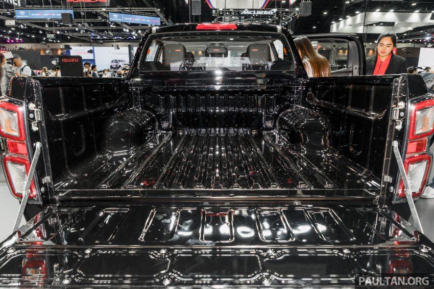 新车实拍:第三代 Isuzu D-Max 首次公开亮相泰国车展 Image #112317