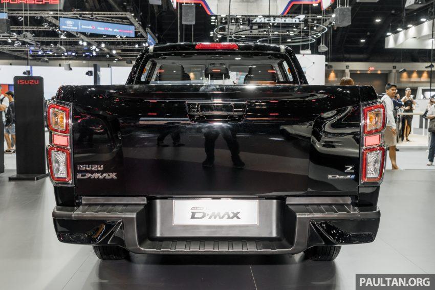 新车实拍:第三代 Isuzu D-Max 首次公开亮相泰国车展 Image #112292