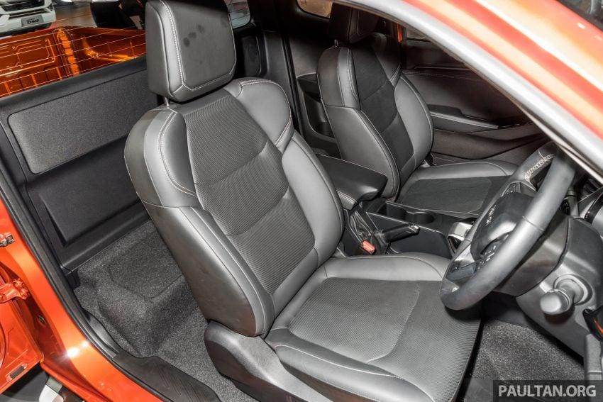 新车实拍:第三代 Isuzu D-Max 首次公开亮相泰国车展 Image #112339