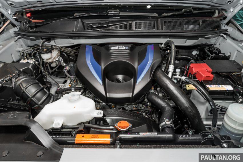 新车实拍:第三代 Isuzu D-Max 首次公开亮相泰国车展 Image #112260
