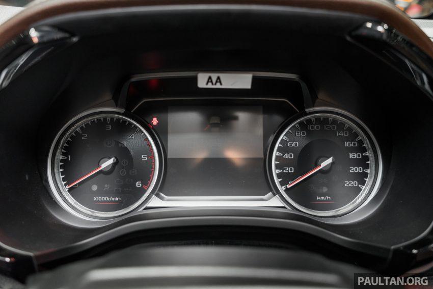 新车实拍:第三代 Isuzu D-Max 首次公开亮相泰国车展 Image #112268