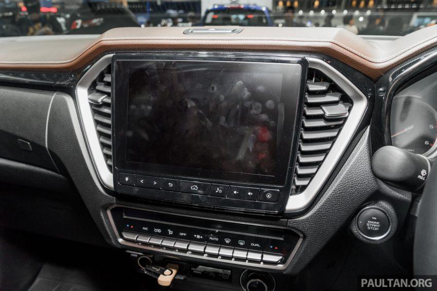 新车实拍:第三代 Isuzu D-Max 首次公开亮相泰国车展 Image #112269