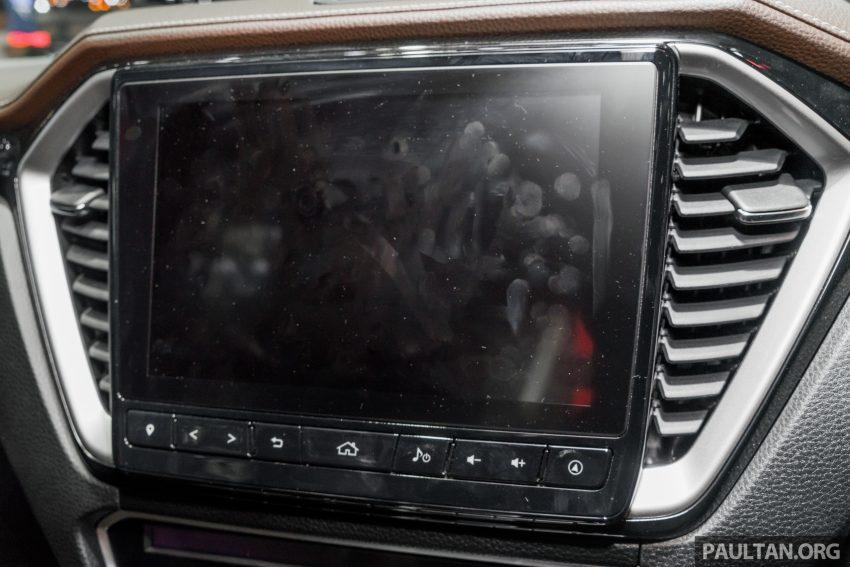 新车实拍:第三代 Isuzu D-Max 首次公开亮相泰国车展 Image #112271