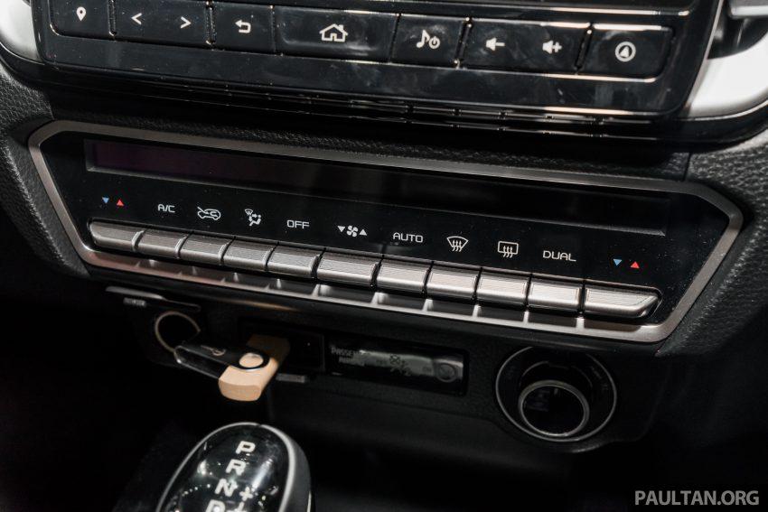 新车实拍:第三代 Isuzu D-Max 首次公开亮相泰国车展 Image #112272