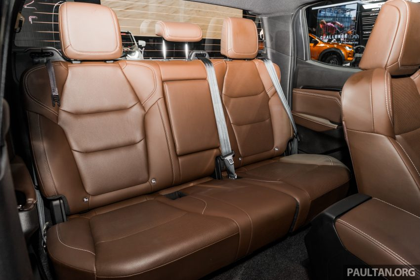 新车实拍:第三代 Isuzu D-Max 首次公开亮相泰国车展 Image #112284