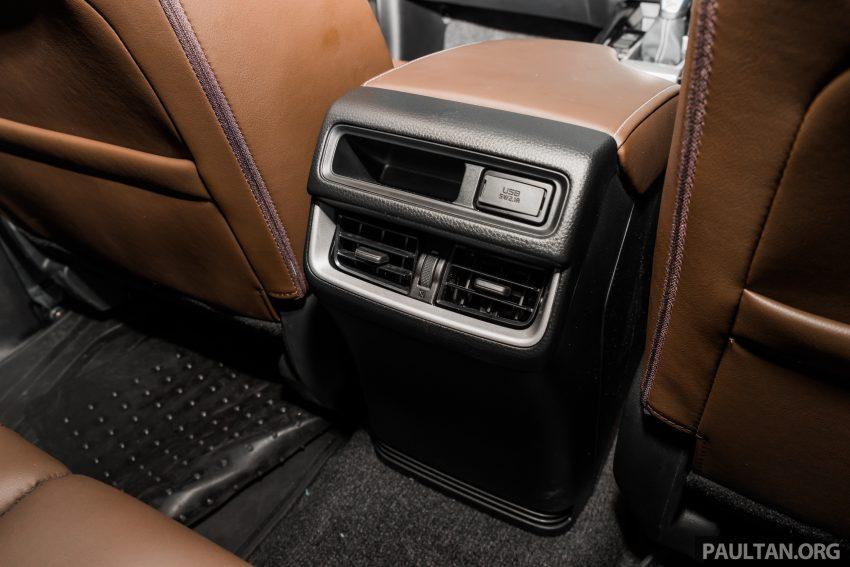 新车实拍:第三代 Isuzu D-Max 首次公开亮相泰国车展 Image #112285