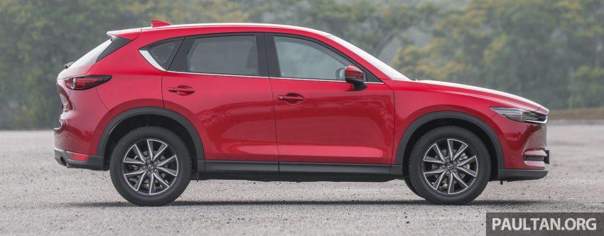 试驾:2019 Mazda CX-5 2.5 Turbo,外表依旧但实力超凡 Image #112556