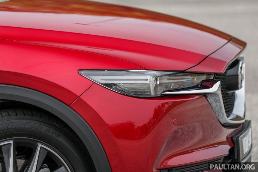 试驾:2019 Mazda CX-5 2.5 Turbo,外表依旧但实力超凡 Image #112559