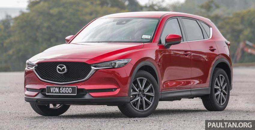 试驾:2019 Mazda CX-5 2.5 Turbo,外表依旧但实力超凡 Image #112543