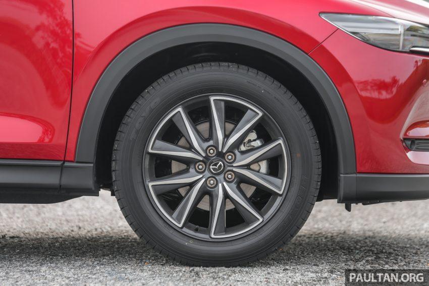 试驾:2019 Mazda CX-5 2.5 Turbo,外表依旧但实力超凡 Image #112563