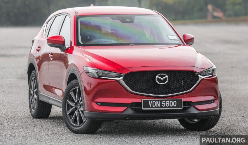 试驾:2019 Mazda CX-5 2.5 Turbo,外表依旧但实力超凡 Image #112544