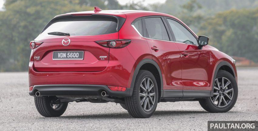 试驾:2019 Mazda CX-5 2.5 Turbo,外表依旧但实力超凡 Image #112547